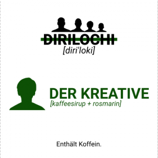 DIRILOCHI - Der Kreative